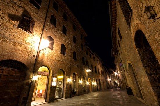 Hotel Bel Soggiorno: Hotel entrance