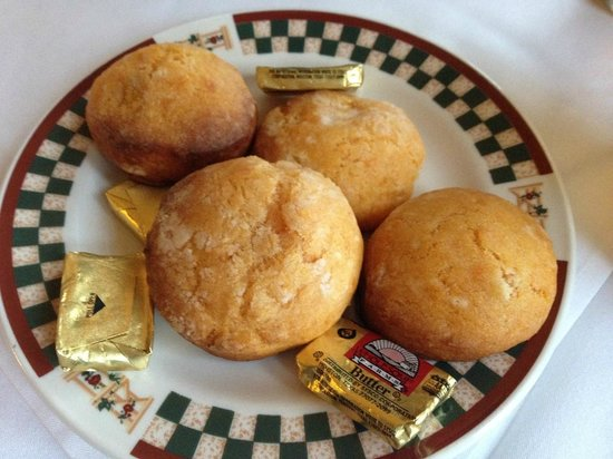 Wildflower Cafe: Incredible Sweet Potato Biscuits