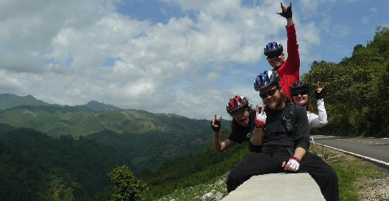 Bike Touring Mexico Day Tours: Parte del tour al Cañón del Sumidero