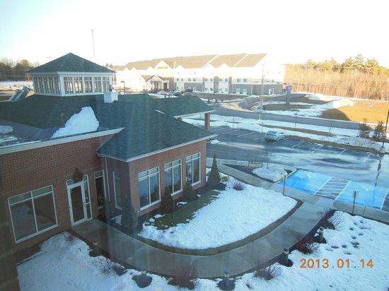 Hilton Garden Inn Bangor: januari 2013