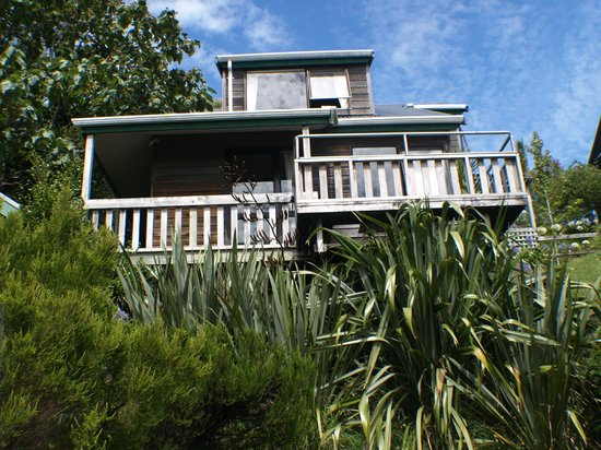 Grafton Cottage and Chalets: Kowhai Chalet