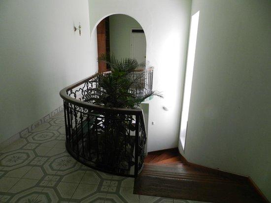 Hostal Zentrum: Treppenhaus