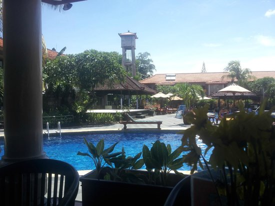 Kuta Beach Club Hotel :                   Pool