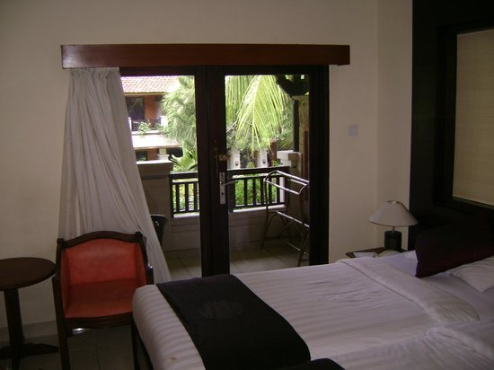 Kuta Beach Club Hotel:                   Deluxe Room