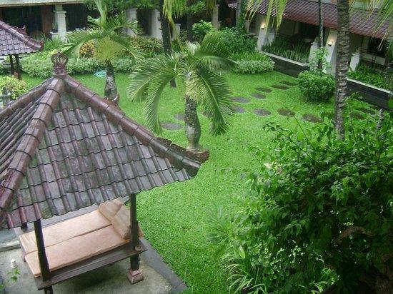 Kuta Beach Club Hotel :                   View From Room