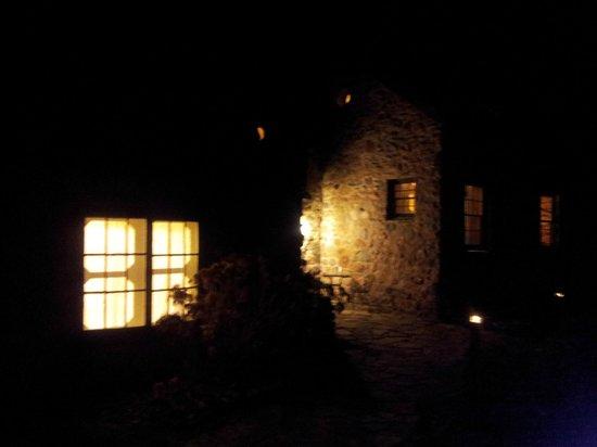 Ste. Anne's Spa: Beauty by night