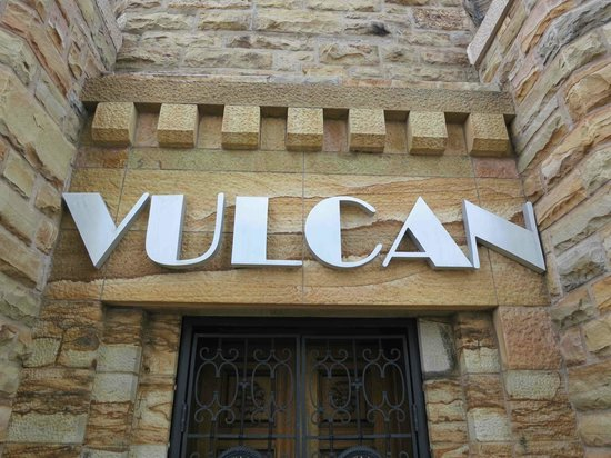Vulcan Park and Museum: Old Entrance to Vulcan