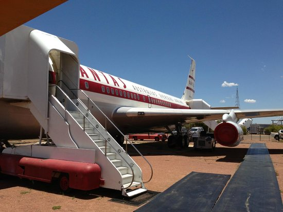 Picture Of QANTAS Founders Museum