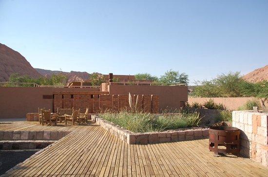 Alto Atacama Desert Lodge & Spa: Zona de Spa