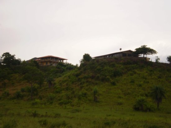 Iboga Houses' Guest House, Staff House/Office