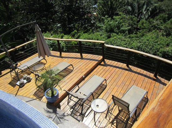 Casa MarBella: grounds