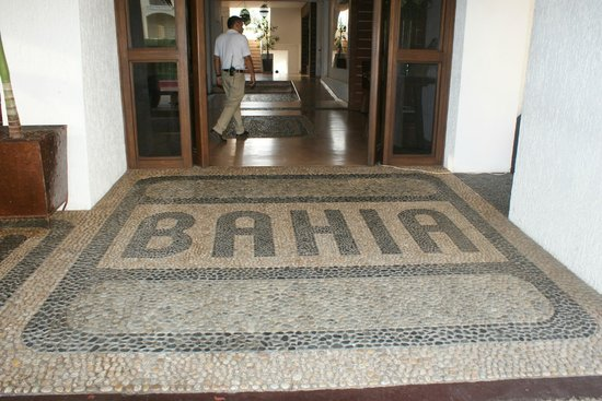Bahia Hotel & Beach House: RECEPCION