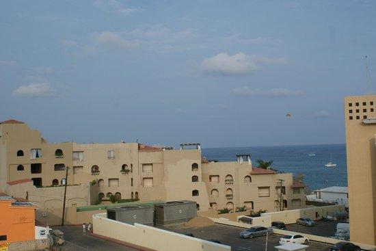 Bahia Hotel & Beach House: VISTA DESDE EL BALCON