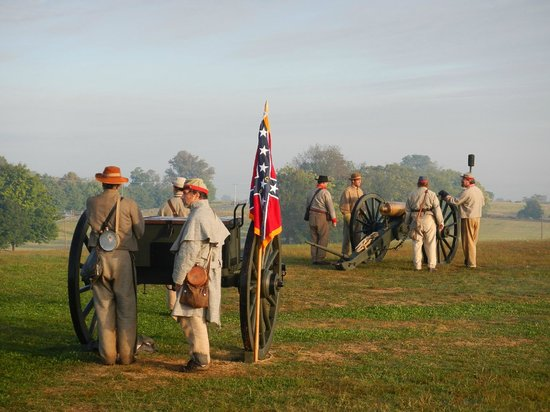 Antietam National Battlefield: Living History Demonstrators