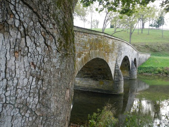 Antietam National Battlefield: Burnside's Bridge