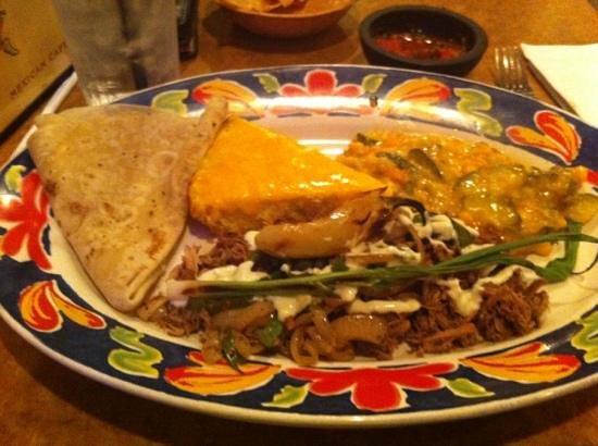 La Olla Mexican Cafe:                   Carnitas:  Yum!