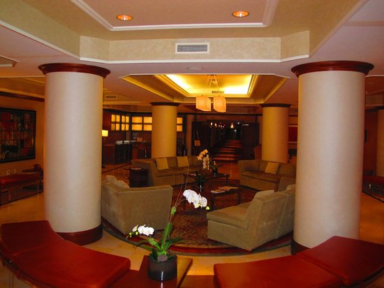 Westminster Hotel: More Lobby