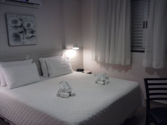 BEST WESTERN Tarobá Hotel:                   quarto