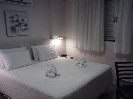 BEST WESTERN Taroba Hotel:                   quarto