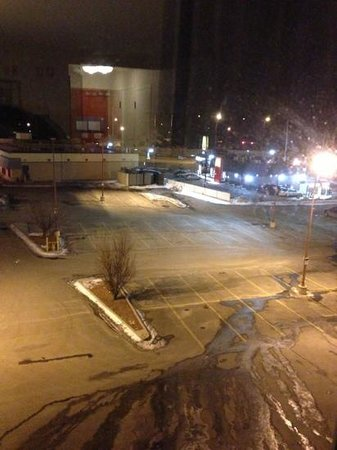 Hampton Inn & Suites By Hilton Calgary- University Northwest: room with a view