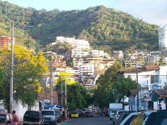 Olas Altas: view