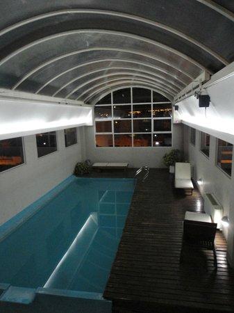Ghala Hotel: pileta
