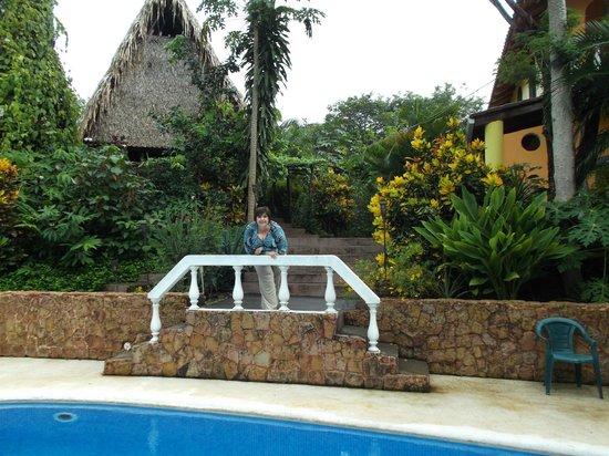 Hotel Villa La Granadilla:                   hotel territory