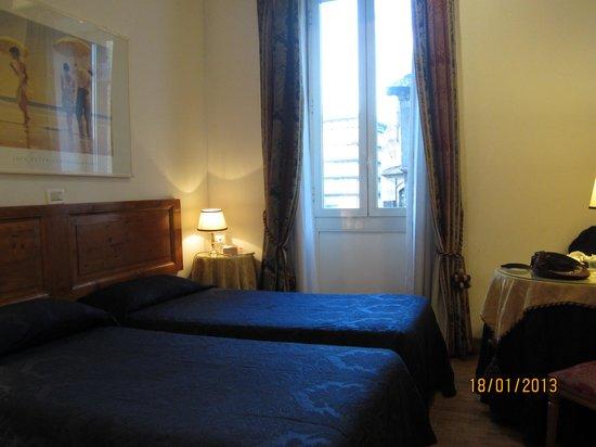 Locanda Del Fante: My room.