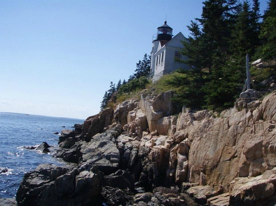 Bass Harbor Head Lighthouse: Nice to see once