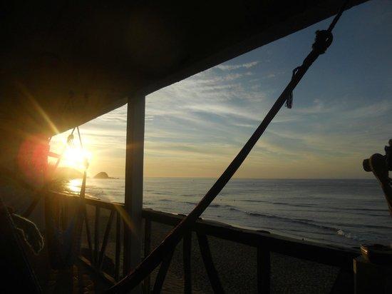 Posada Brisa Marina: hotel view