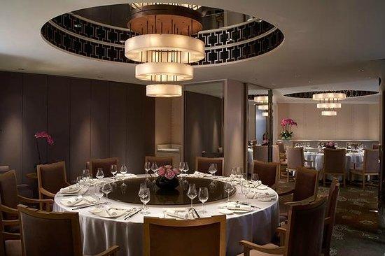 Shangri-La's Far Eastern Plaza Hotel Tainan: Shanghai Pavilion VIP room
