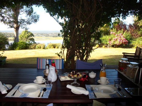 The River House:                   Breakfast                 