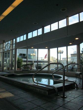 Fairmont Vancouver Airport: ジム