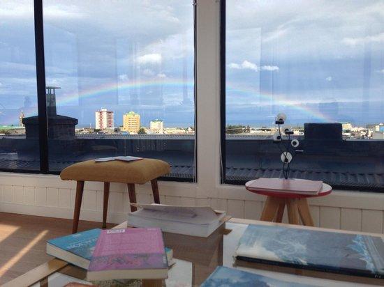 Ilaia Hotel :                   Reading room