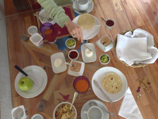 Ilaia Hotel :                   Breakfast