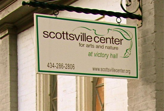 Scottsville, VA:                   Non-profit organization offering a range of programming to support arts and na
