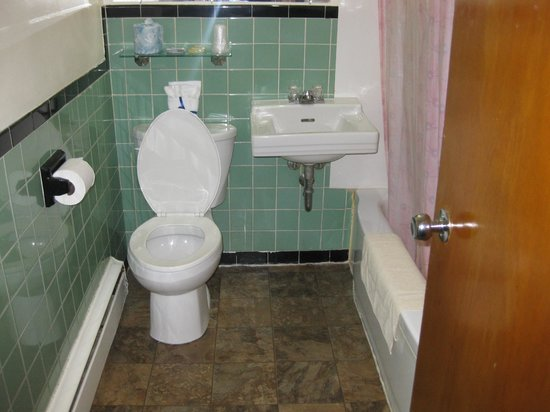 Willies Inn Motel: bathrom#9