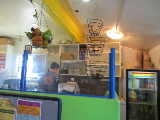 Cafe Brasil: Juice Bar
