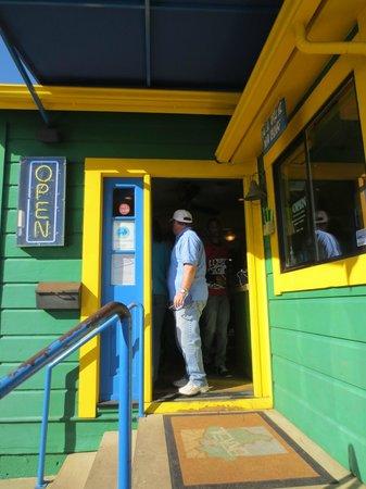 Cafe Brasil: Restaurant