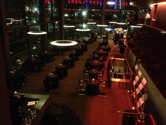 Winspear Opera House: Private Member Dining Area