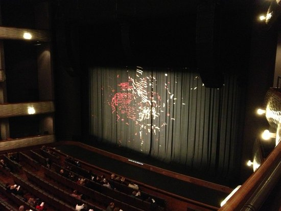 Winspear Opera House : Stage