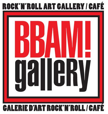 BBAM! Gallery logo