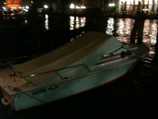The Westin Europa & Regina, Venice: vista nocturna