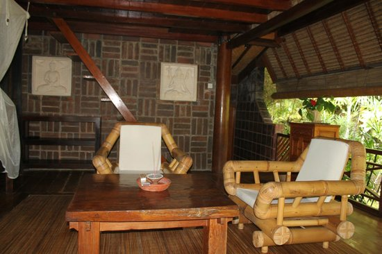 Villa Boreh Beach Resort and Spa Hotel:                   Family Bungalow