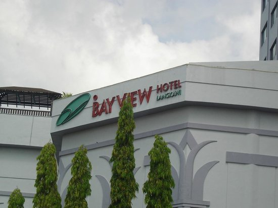 Bayview Hotel Langkawi: bay view