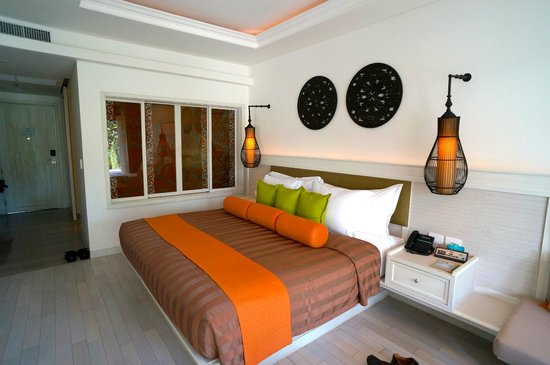 Natai Beach Resort & Spa, Phang-Nga: Bedroom