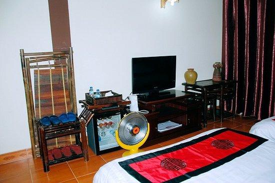 Sapa Unique Hotel: Double room