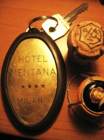 Mentana Hotel: Отель
