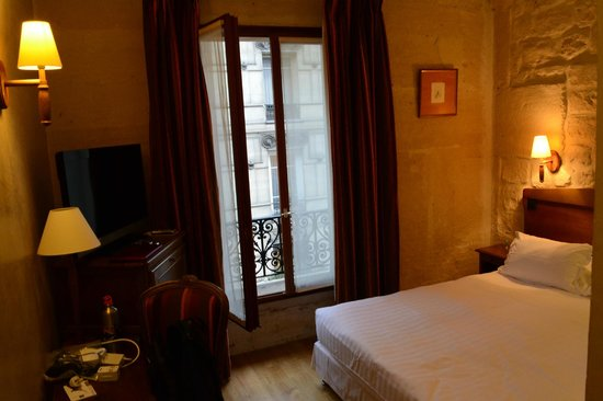 Hotel Europe Saint Severin: our room