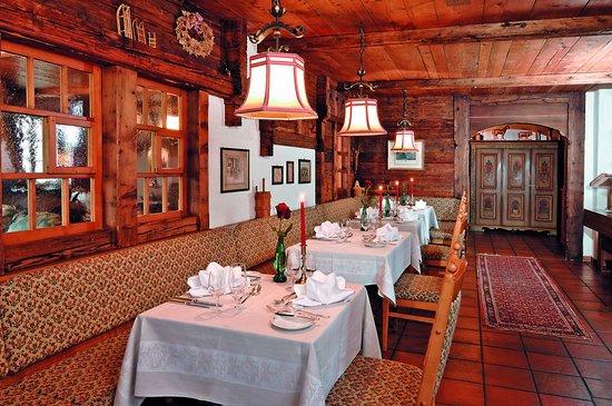 Hotel Gletschergarten: Rotmoosstube